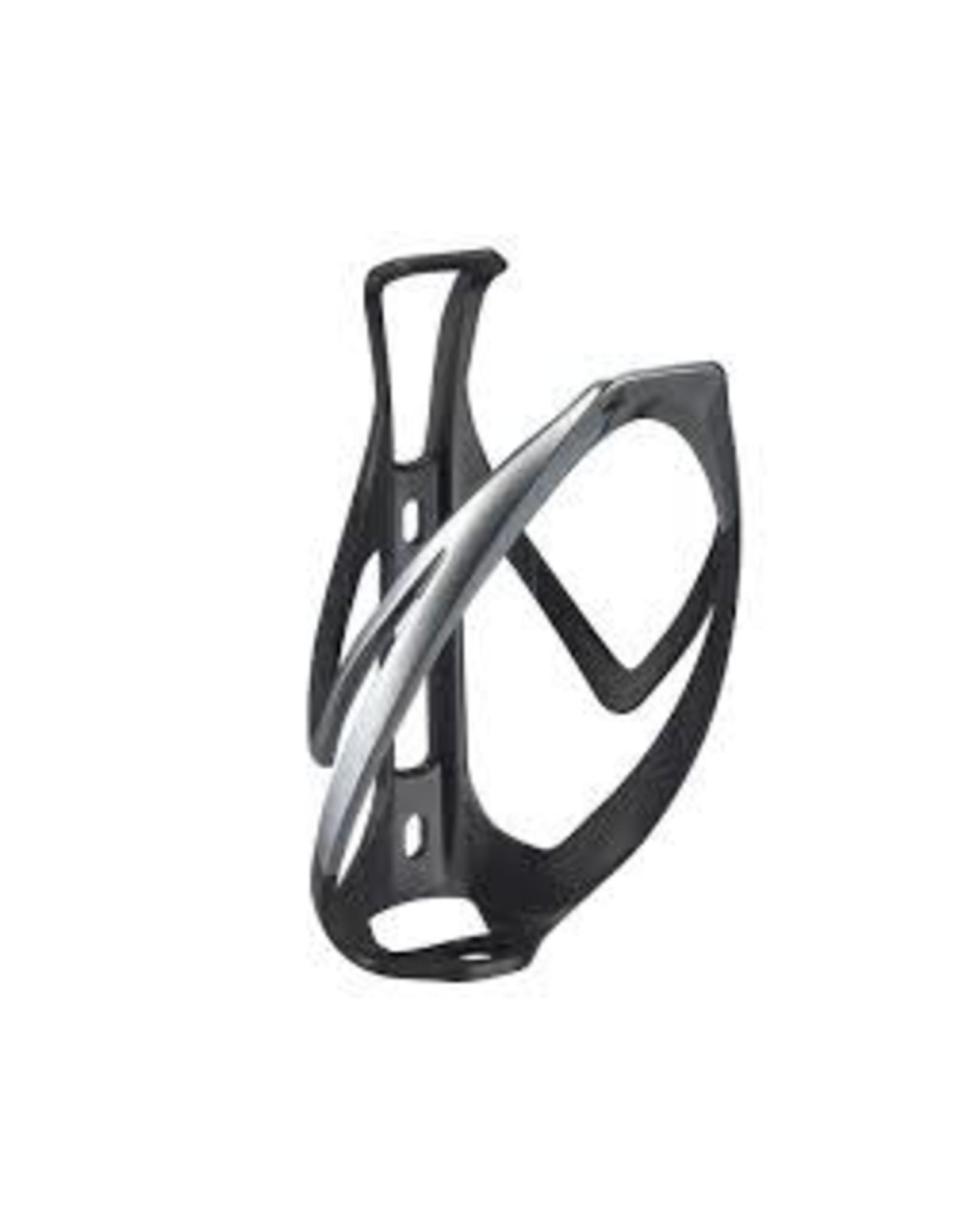 Specialized Cage Spec Rib Cage II Matte Blk/LiqSil