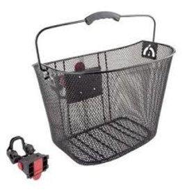 SUNLITE Basket Mesh Q/R Blk 22.2/31.8 W/Bracket