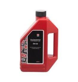 RockShox Lube RockShox Oil 0W-30 1 Liter Bottle Pike/LyrikB1/Yari Lower Legs