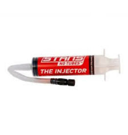 Stan's No Tubes Lube No Tubes Sealant Injector Syringe: Fits Presta/Schrader