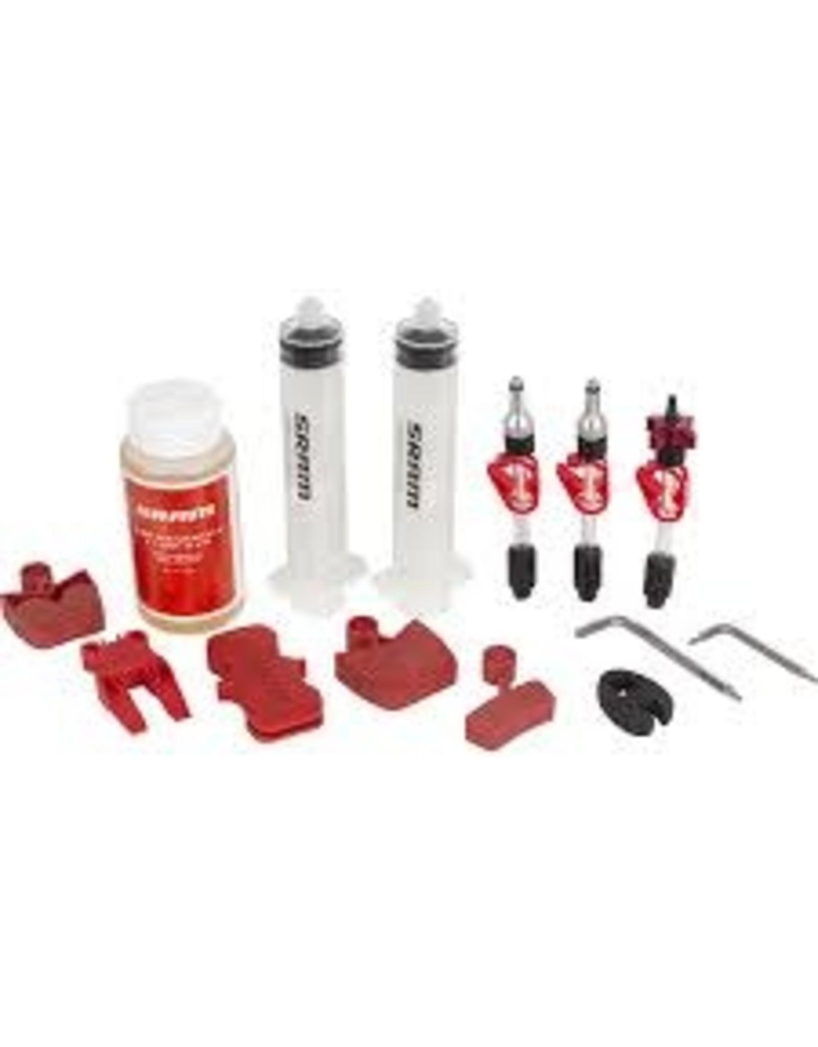 SRAM Brake Sram Hyd Bleed Kit Pro W/Dot Fluid