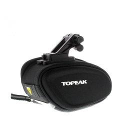 Topeak Bag Topeak SideKick Wedge Seat Bag: Small, Black