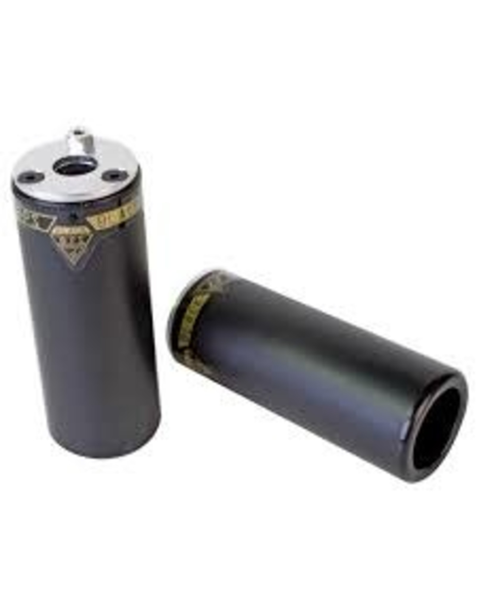 BLACK OPS Axle Pegs Bk-Ops DC BK 40x100 3/8-14mm