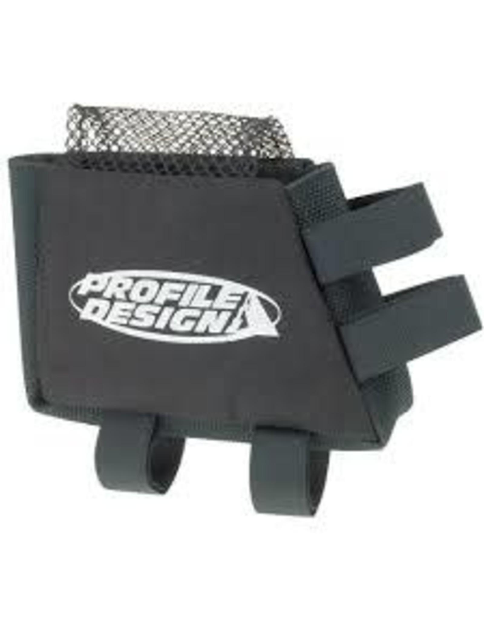 Profile Design Bag Profile Design E-Pack Top Tube/ Stem  Black~ SM