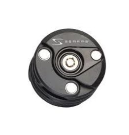 Lock Serfas Puck Steel Plated Key Lock