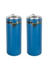 BLACK OPS Axle Pegs Bk-Ops Blue 40x100 3/8-14mm