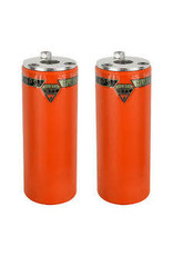 BLACK OPS Axle Pegs Bk-Ops Orange 40x100 3/8-14mm