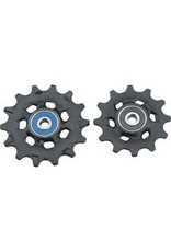 SRAM Derailleur SRAM XX1, X01 Eagle Rear Ceramic Bearing Pulleys, Fits GX Eagle