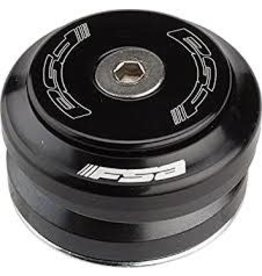 "FSA (Full Speed Ahead) Headset FSA Impact Internal 1-1/8"" Black Campagnolo/Detangler Compatible Hybrid ACB"