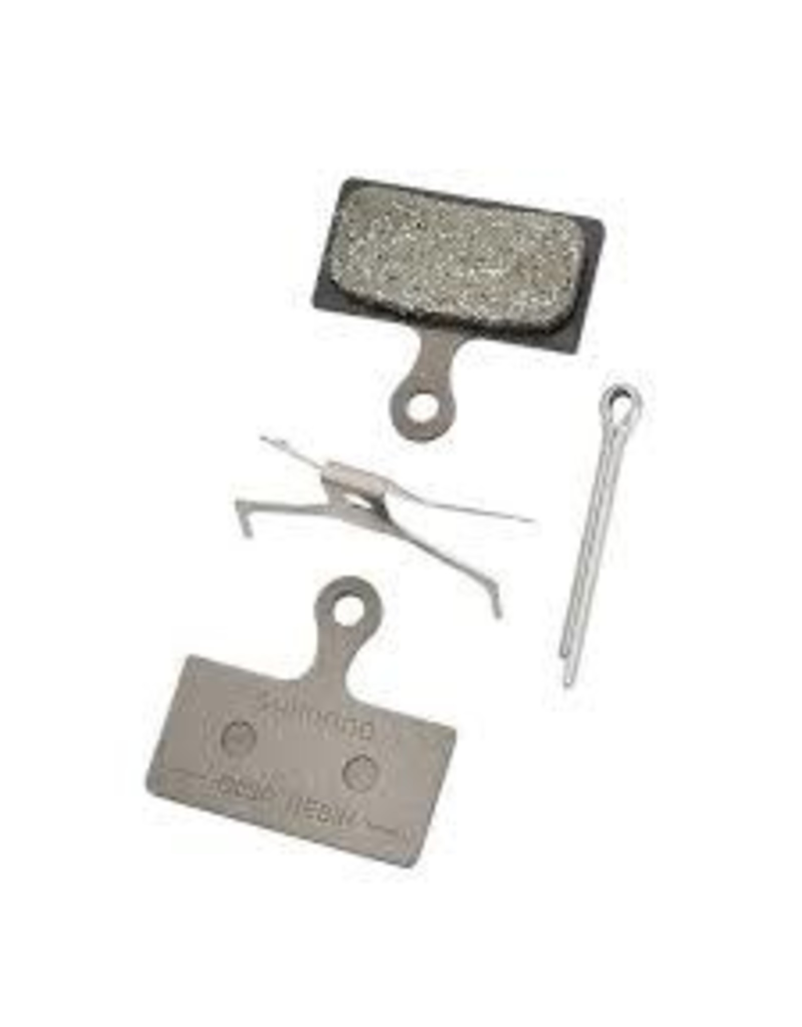 Shimano Brake Pad Shi G03A M9000/M8000 Resin/Alloy Disc Pads & Spring