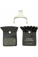 Shimano Brake Pad Shi L03A M805/M505 Flat Mt Resin/Steel Disc Pads and Spring