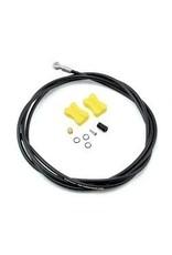 Shimano Brake Hose Shi BH90-SB 2000mm Disc Brake Hose Kit, Black, for XT M8000/785 and SLX M7000/675 Disc Brakes