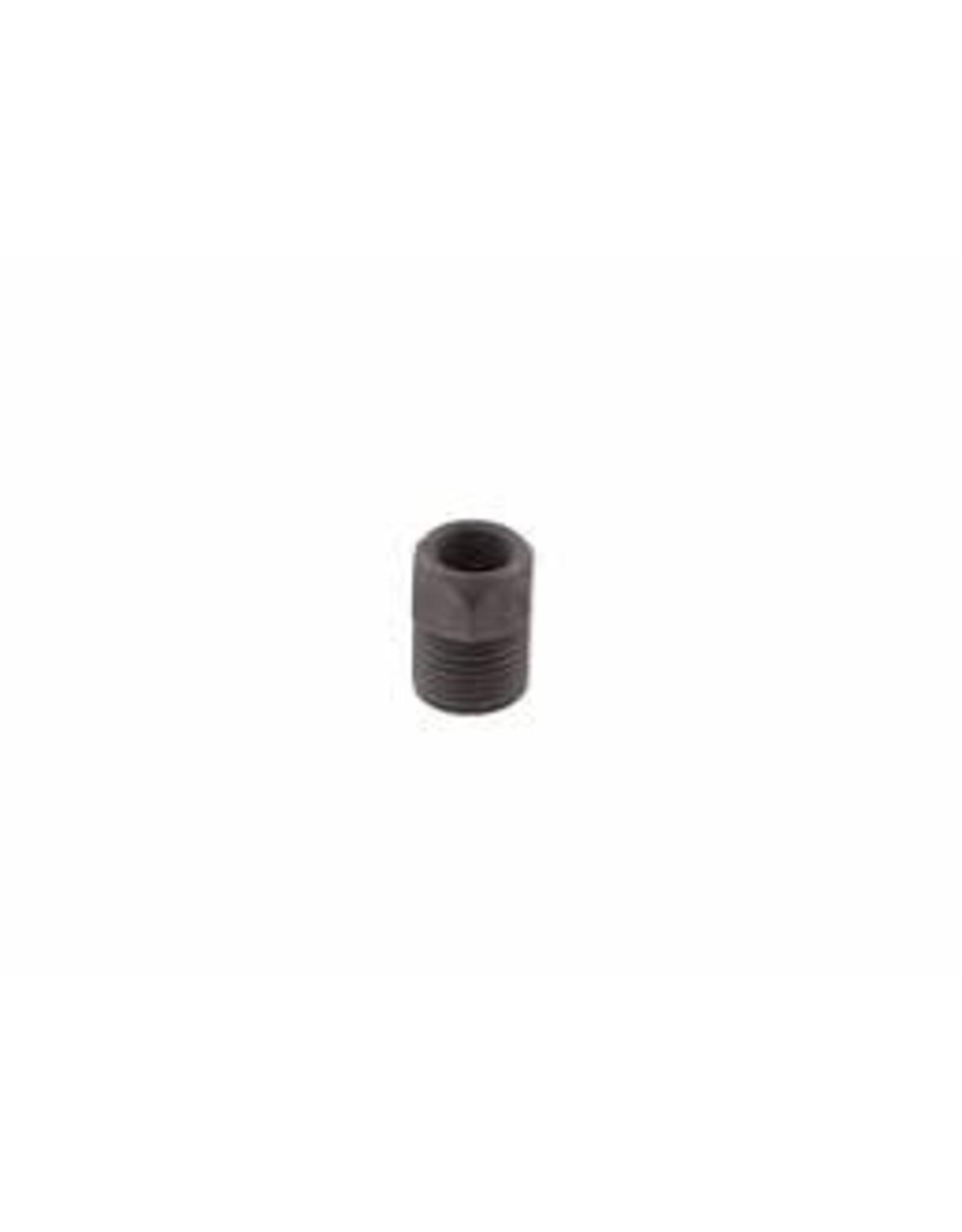 Brake Hydraulic Compression Hose Cap Black