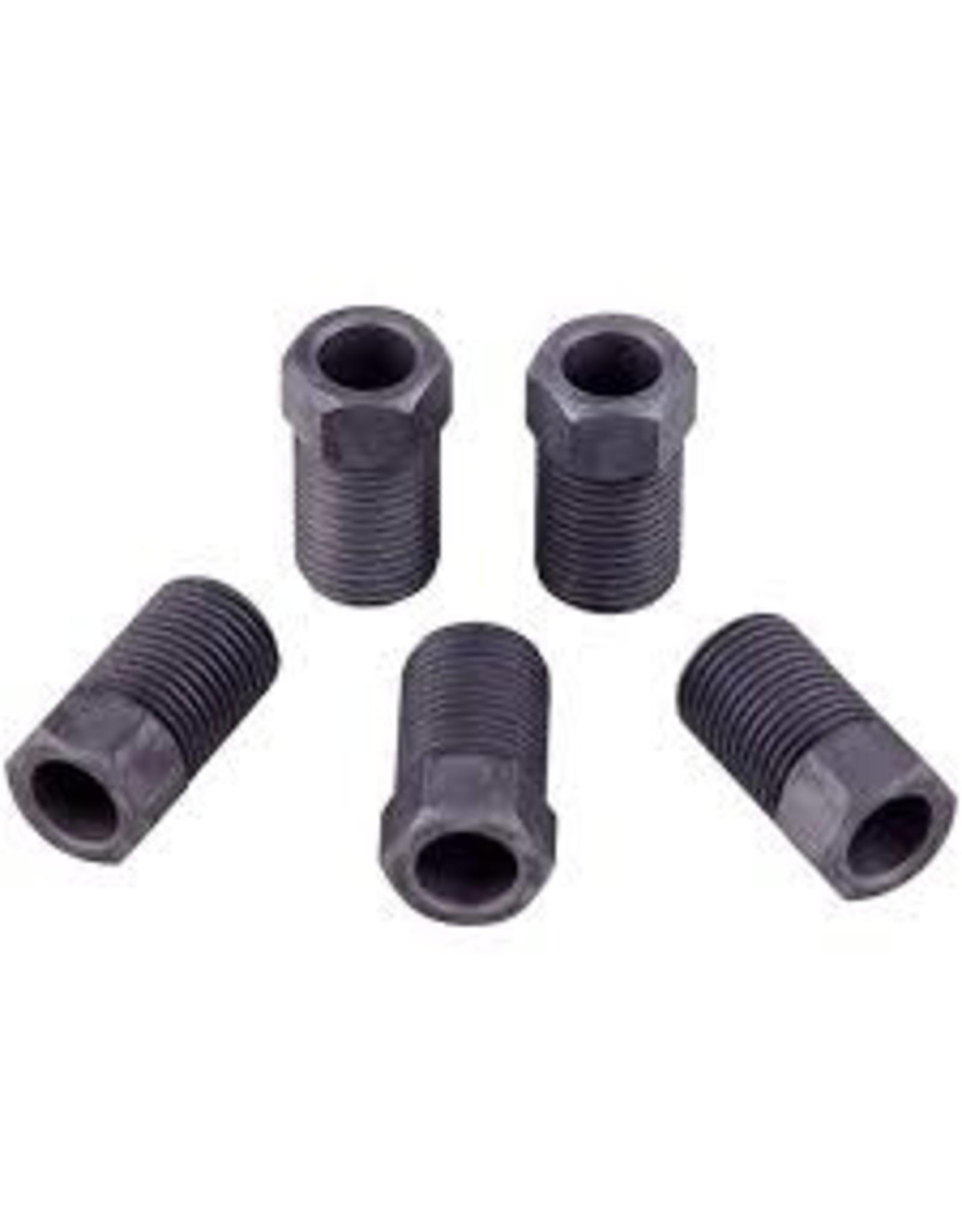 Avid Brake Hydraulic Compression Hose Nut, Qty 5 single