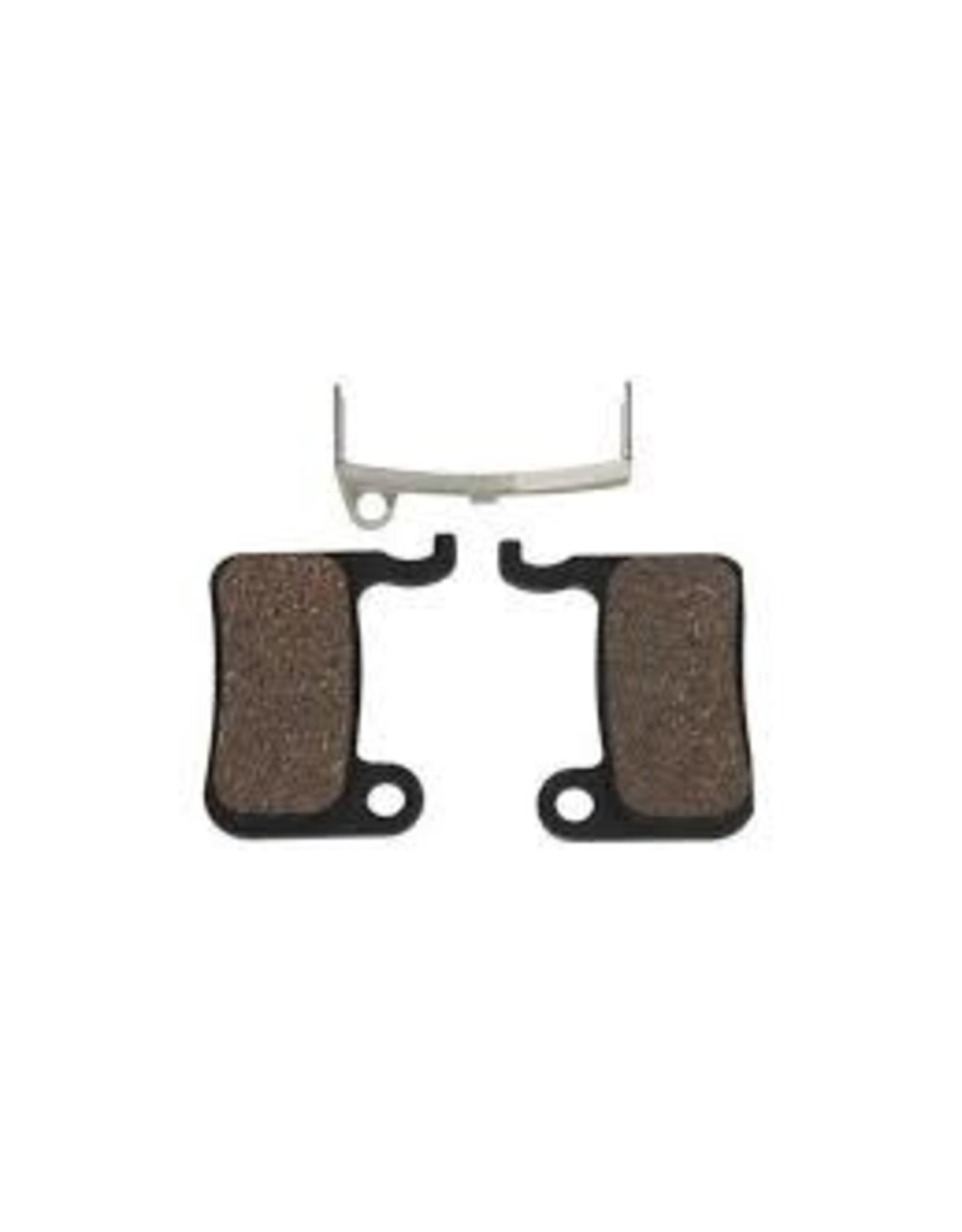 Brake pad disc clk M965/M966/M800/