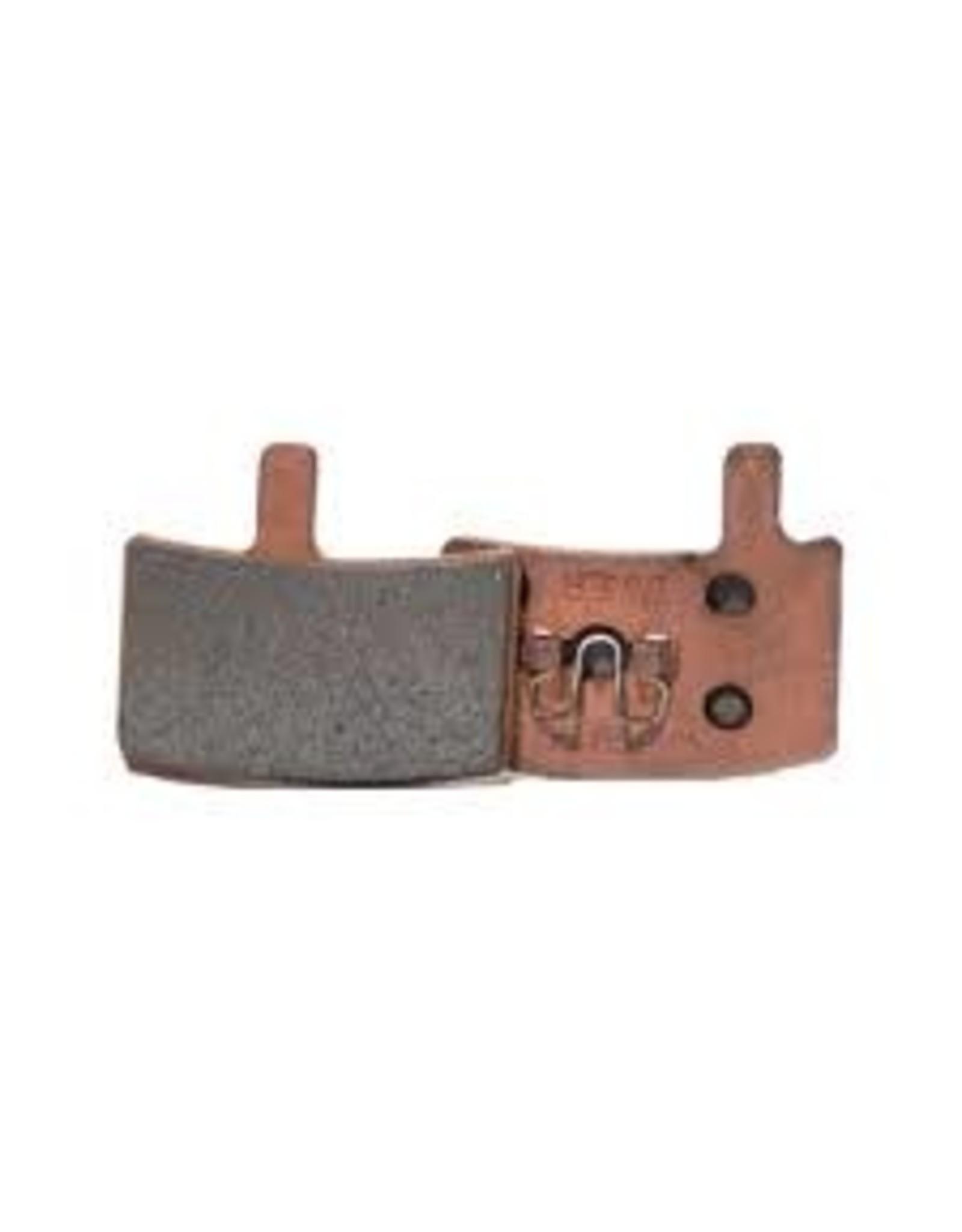 Hayes Brake Pad Hayes Stroker Trail/Carbon/Gram Sintered-Metal Disc Pads -Pair