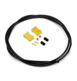 Shimano Brake Hose Shi SM-BH59-JK Low Pressure Straight Caliper Connector 2000mm Black