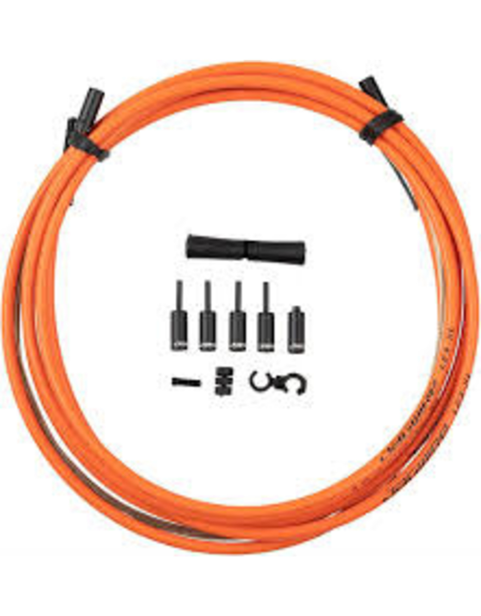 Jagwire Cable Jagwire 1x Pro Shift Kit Road/Mountain SRAM/Shimano, Orange