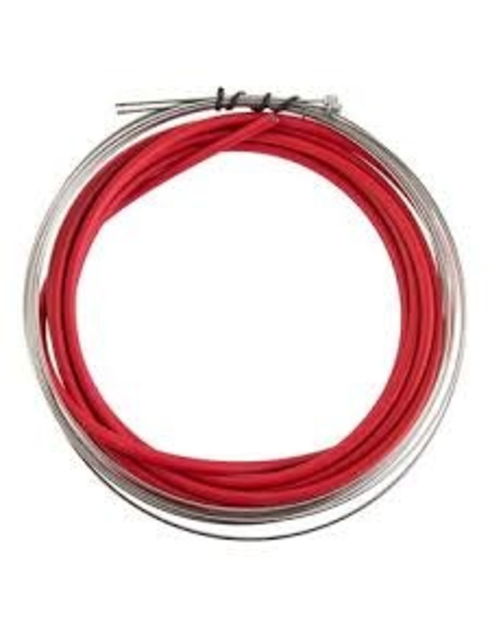 Cable Brake Clk Kit F&R SS Spt Rd/Mt Red