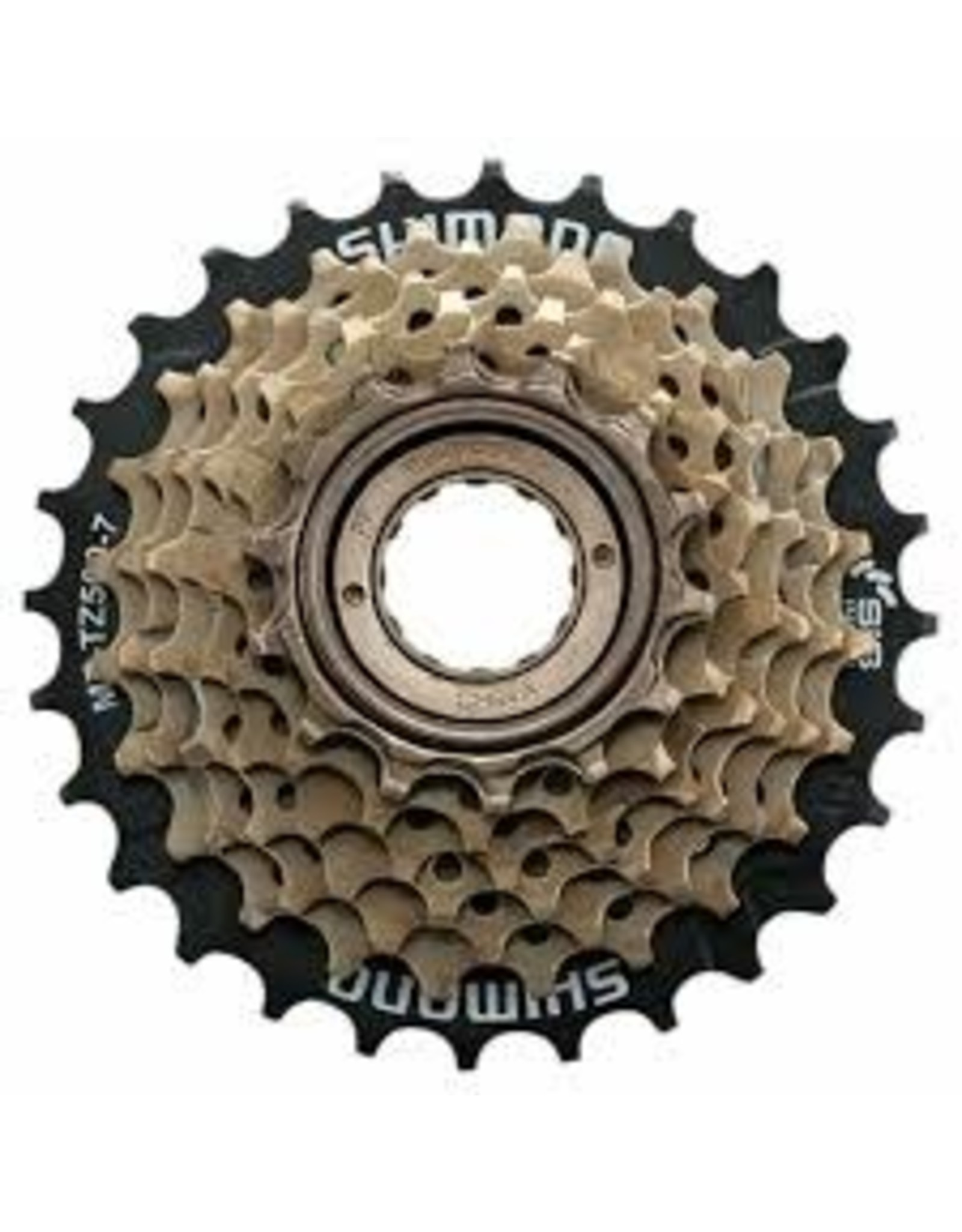 Shimano Freewheel Shimano TZ500 7-Speed 14-28t