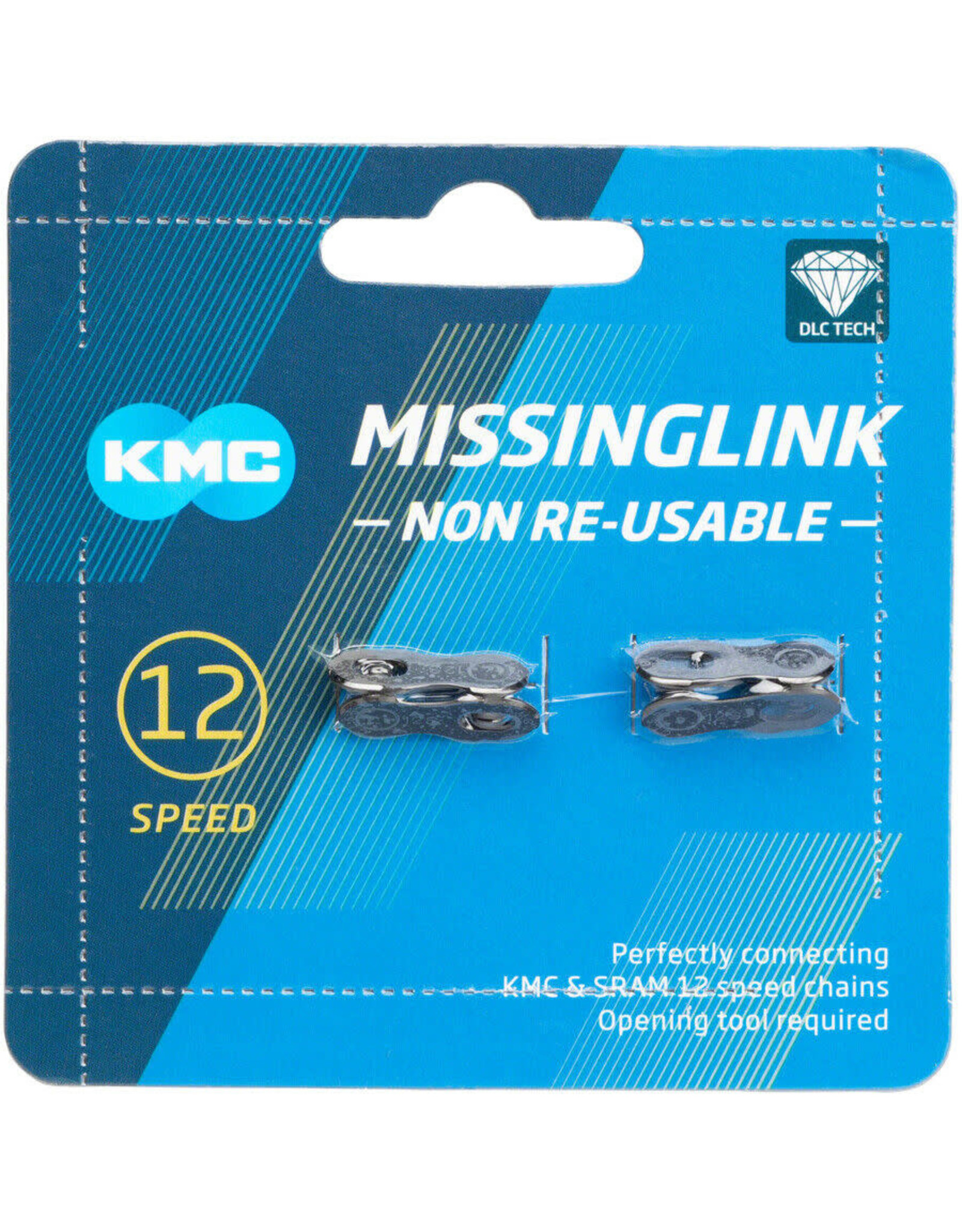KMC Chain KMC Missing Link 12 Speed Pair