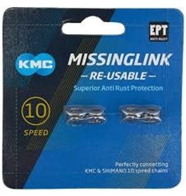 KMC Chain KMC Missing Link-10R Reusable Card of 2