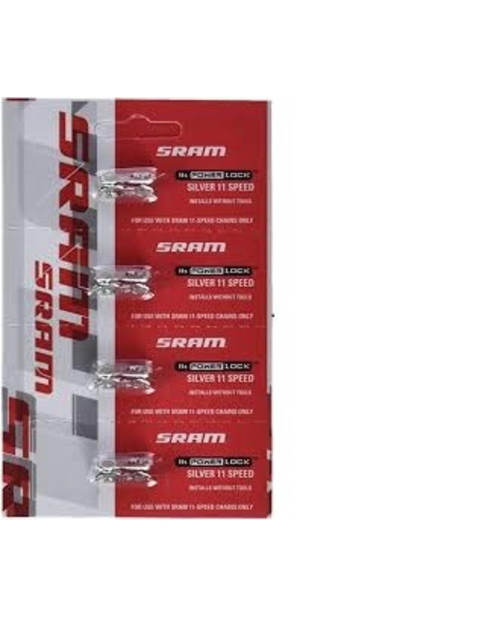 SRAM Chain Sram 12 Speed Missing Link Power Lock 4 Pack