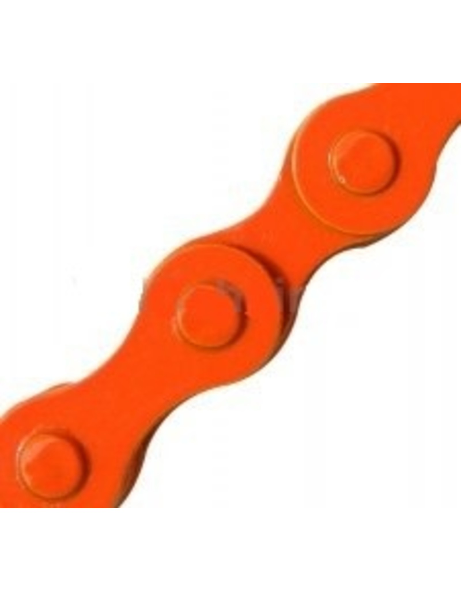 "KMC Chain KMC S1 1/2""x1/8"" Orange"