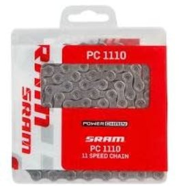 SRAM Chain Sram PC-1110 11 -Speed w/ PowerLock 114L Silver