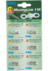 KMC Chain Kmc Missing Link11 for 11spd Chains card of 6