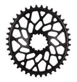 ABSOLUTE BLACK Chainring Absolute Black 40T Oval Direct GXP/BB30