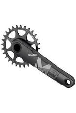 SAMOX Crank Samox M3 175mm 32t 3-Bolt Direct Mount 24mm Spindle
