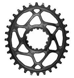 ABSOLUTE BLACK Chainring Absolute Black Oval 34T Direct Boost 148mm