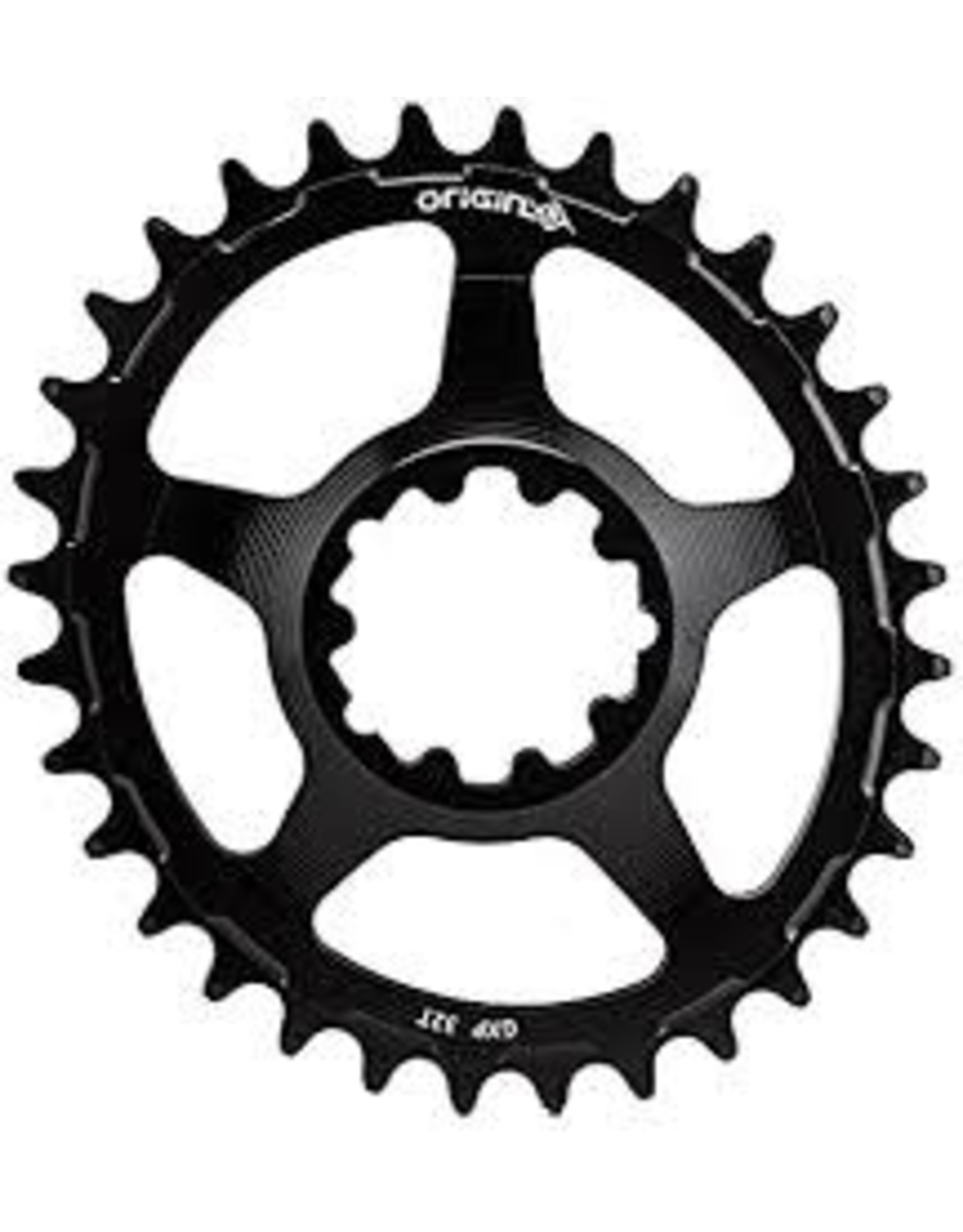 ORIGIN8 Chainring Holdfast Oval Direct GXP 34T 10/11/12s