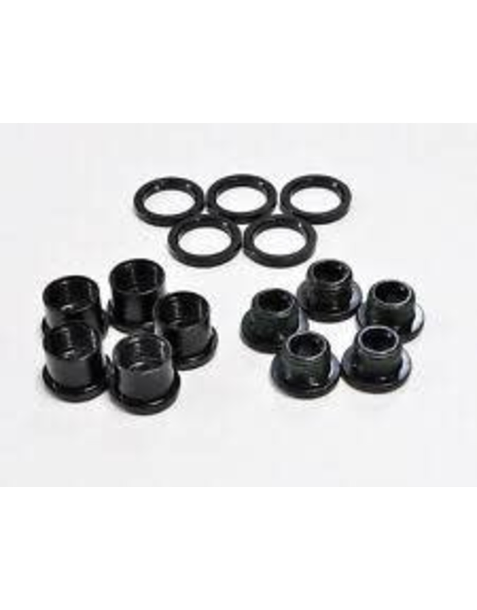 SRAM Chainring Bolt Set 5-Arm Blk W/Spacer