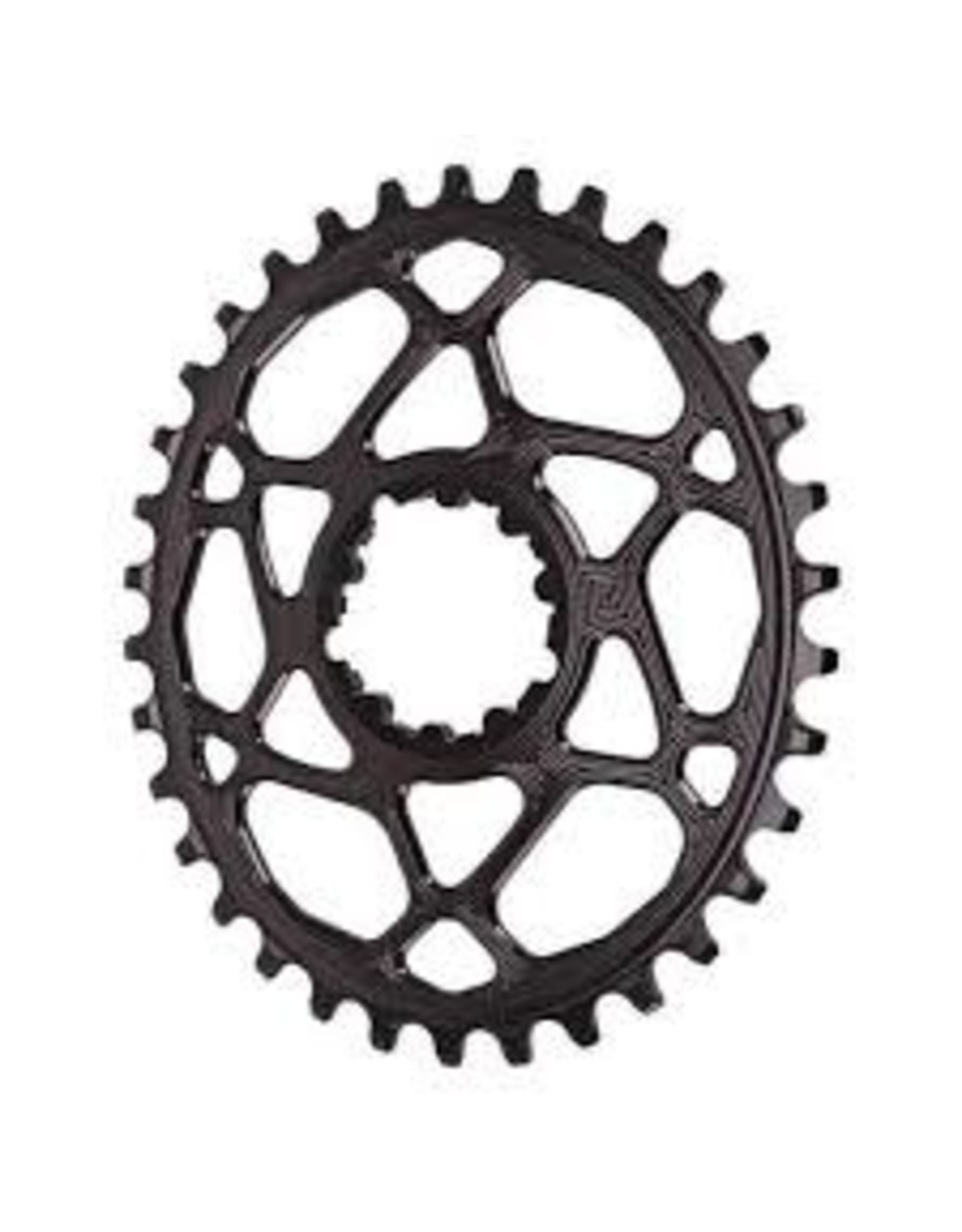 ABSOLUTE BLACK Chainring Absoulute Black Oval Direct Black 28T