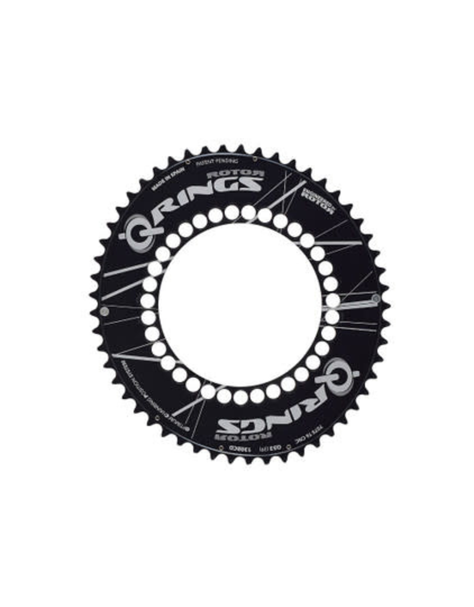 Chainring Rotor Ring Q-Ring 53t 130BCD Outter