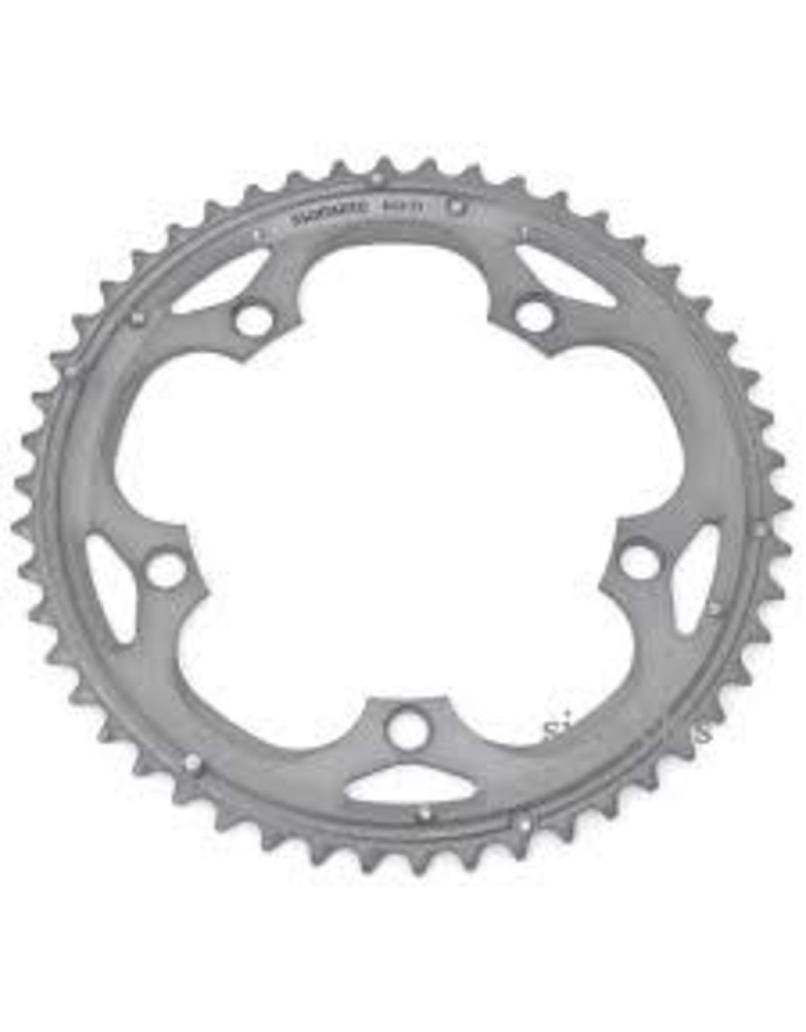 Shimano Chainring 105 5703 50t 130mm 10spd Triple Outer Ring Silver