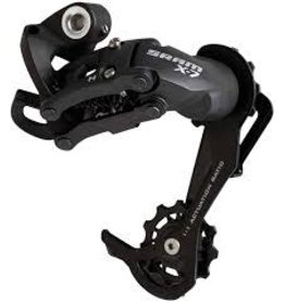 SRAM Derailleur Sram X7 9sp Long Cage Rear Derailleur Gray