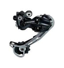 Shimano Derailleur Shimano Deore M592 SGS Shadow Long Cage 9-speed Rear Derailleur Black