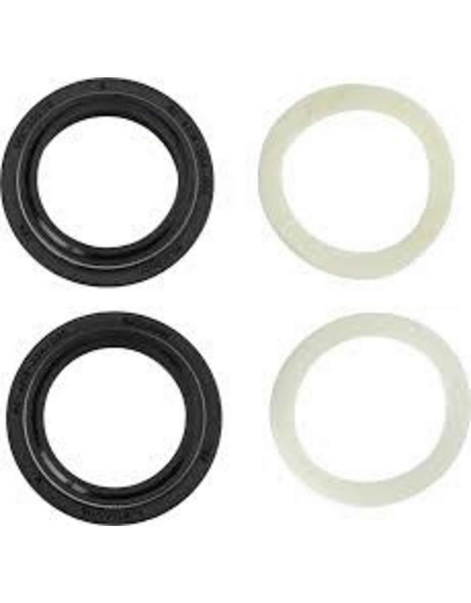 RockShox RockShox Dust Seal/Foam Ring: Black Flanged 32mm Seal, 5mm Foam Ring - SID A1-A3 /Reba A1-A4