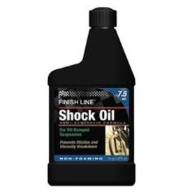 Finish Line Shock Oil Finish Line 7.5wt 16oz Bottle