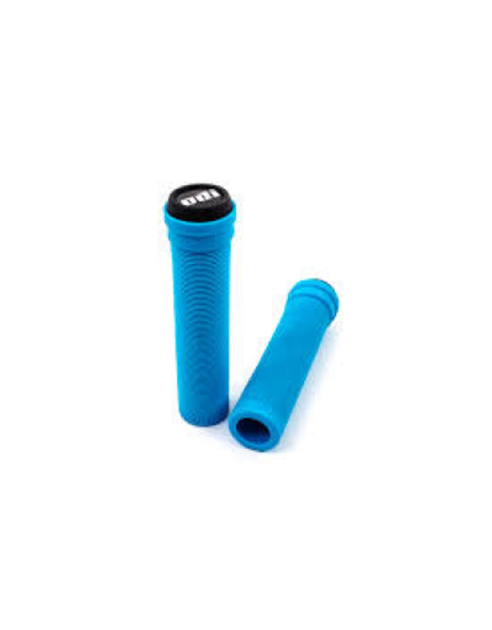 ODI Grip ODI Flangless Longneck Blu 135mm