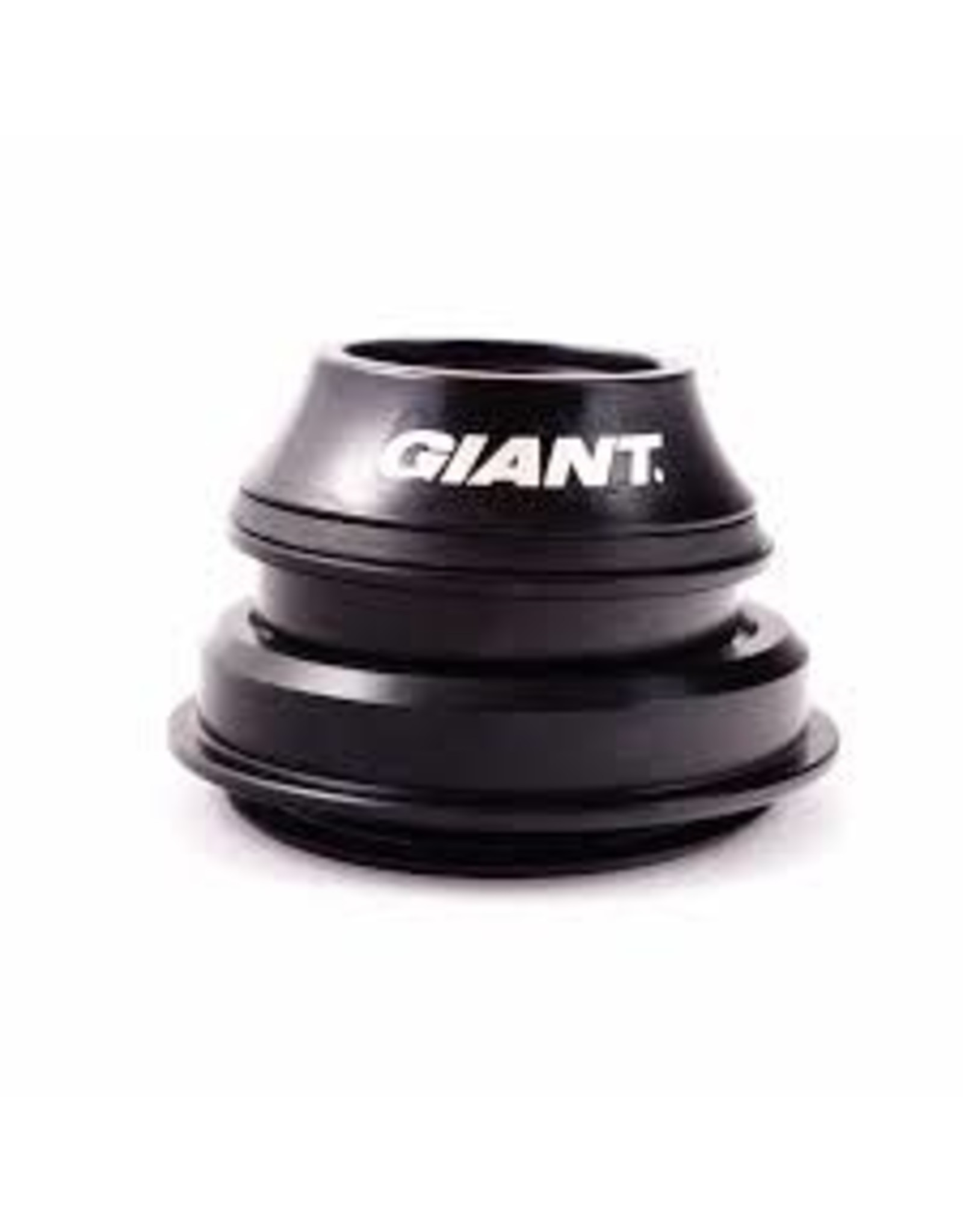 """Giant Headset Tapered 1-1/8"""" to 1-1/2"""" Giant 09+ OverDrive Black"""