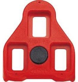 Exustar Pedal Cleat Exustar Arc Delta Look Red