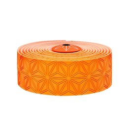 SUPACAZ Bar Tape Supacaz Super Sticky Kush Neon Orange