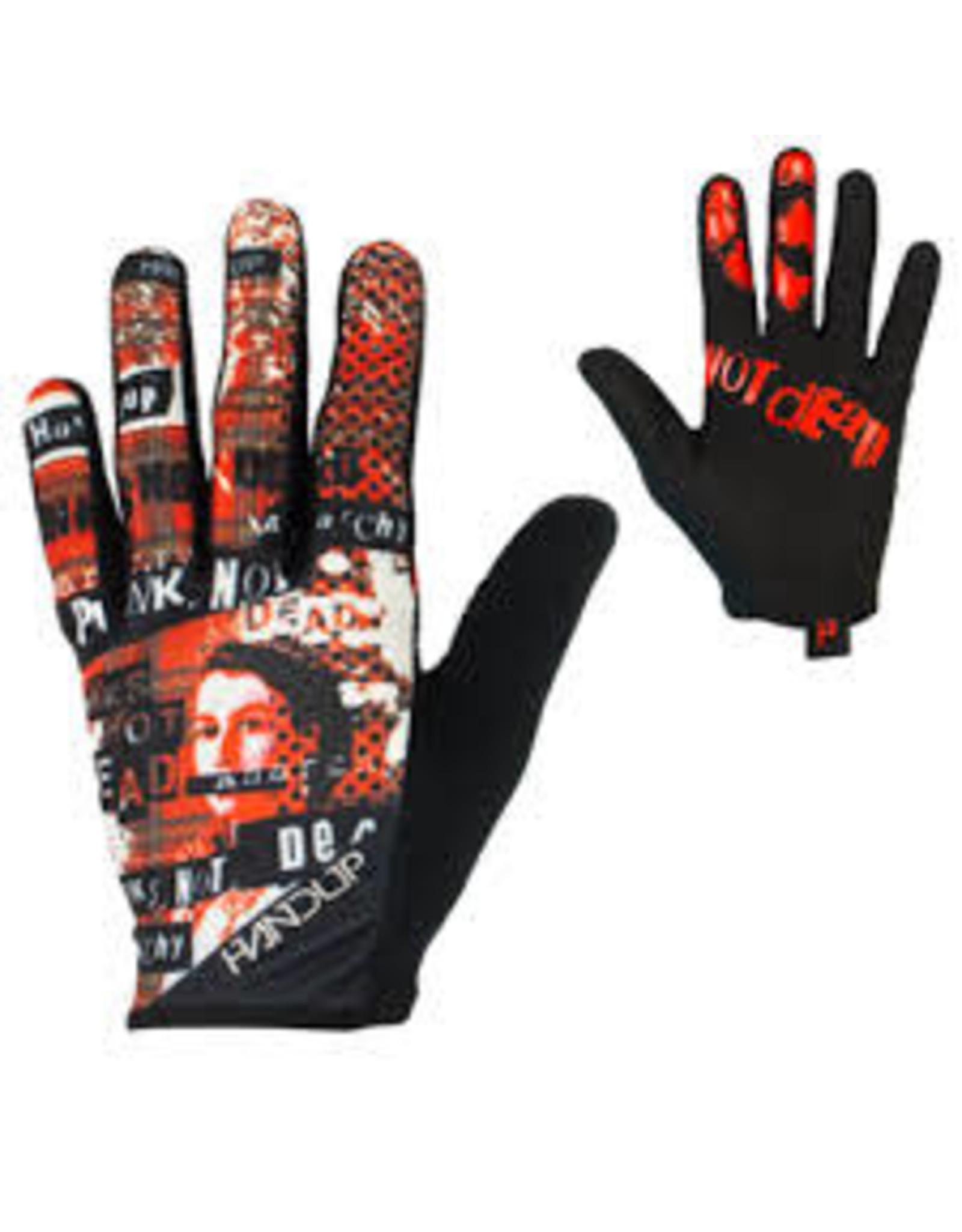 Handup Gloves Glove Handup Punk Saved The Queen  Medium