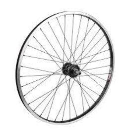 WHEEL MASTER Wheel Rear 26x1.5 Black MSW 36 FW 5/6/7sp 6B QR BK 135mm 14gBK
