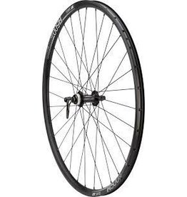 Quality Wheels Wheel Front RS505/DT R500 Disc 700 12x100mm Center-Lock Black