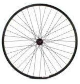 Sta-Tru Wheel Rear 700x35 F/W 6/7 Q/R Sta-Tru Black Alloy 36h